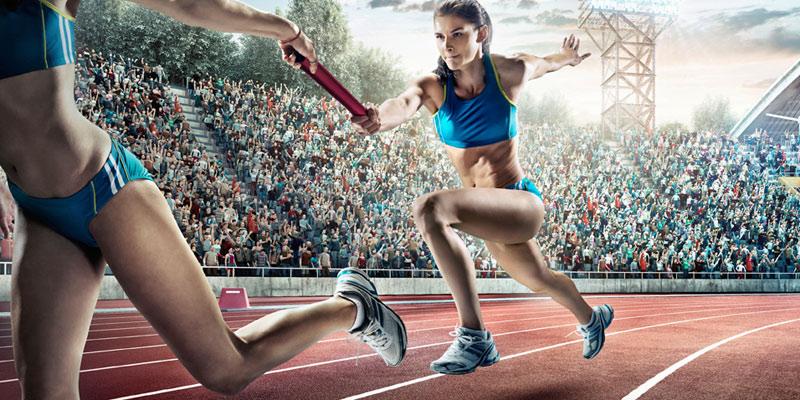 Womens relay