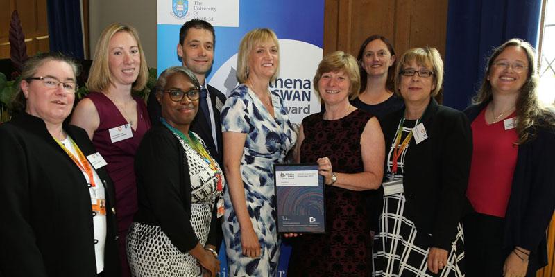 Athena-SWAN-awards - University of Sheffield