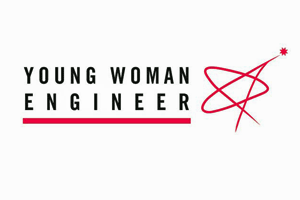 IET Young Woman Engineer logo