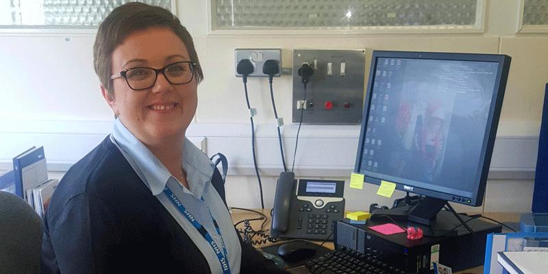 Louise Fisher - Staff Nurse