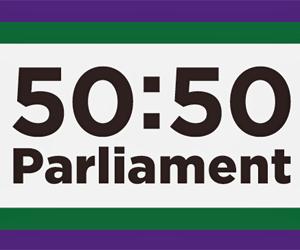 5050 Parliament logo