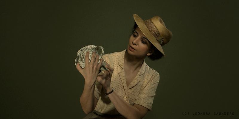 Raising Horizons - Leonora Saunders
