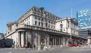 Bank of England - City of London