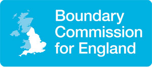 Boundary Commission England logo