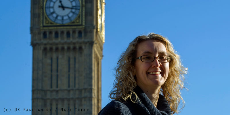 Lorna Booth - House of Commons