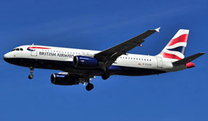 British Airways Airbus A320-232