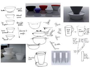 Jinny Ngui ceramics designs