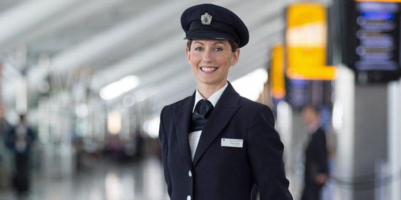 Katie Leask - British Airways