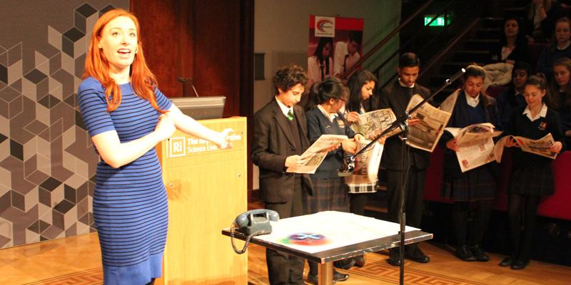 Hannah Fry - UCL -Further Mathematics Support Programme