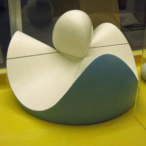 Henrici cubic surface (UCL)