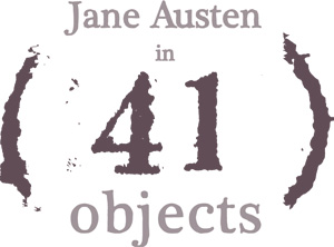 Jane Austen 41 Objects