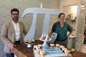 Pi Day at Crave Cupcakes Calgary