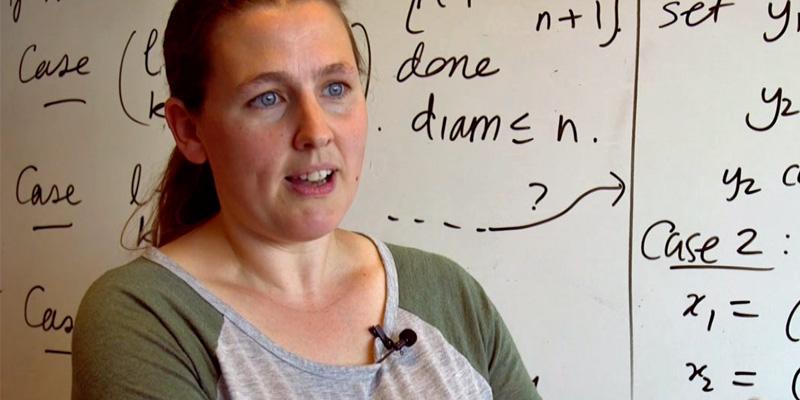 Professor Sarah Hart - Birkbeck, University of London