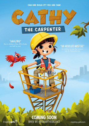 Cathy the Carpenter - RedrawTheBalance