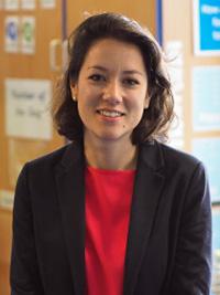 Mei Lim - Weyfield Primary Academy
