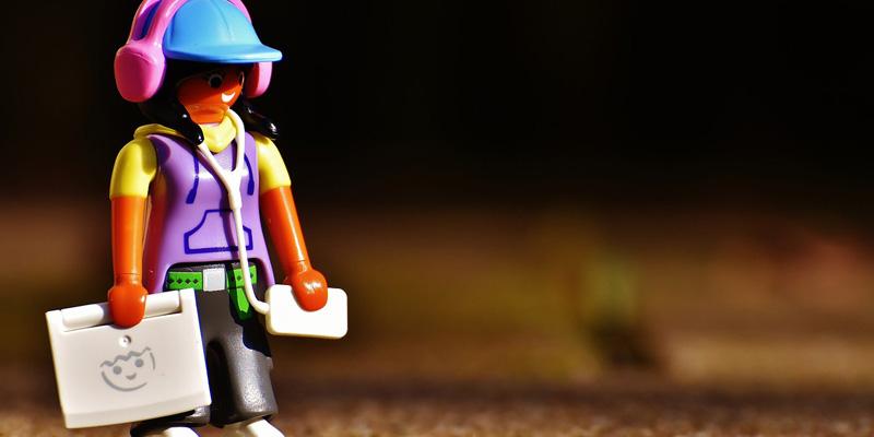 Playmobil-figure