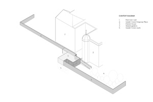 Coffey Architects - Hidden House plan - Ella Wright