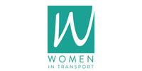 Women in Transport logo