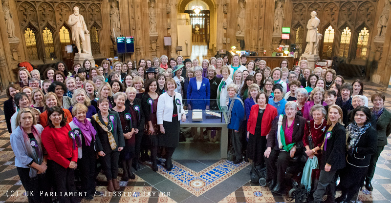 Women in Parliament