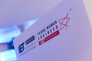 IET-Young-Woman-Engineer-of-the-Year-sign
