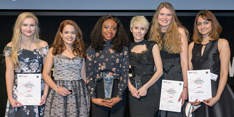 IET-Young-Woman-Engineer of the Year Awards