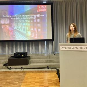 Anastasia-Aliferi-presenting-at-the-Verogen-workshop-at-Spurenworkshop-in-Basel-2018