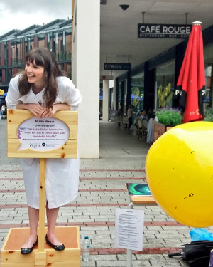 Dr Maria-Weber - University of Exeter