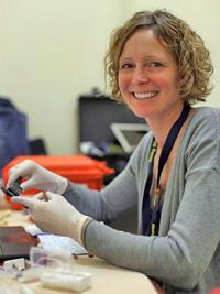 Professor Tracy-Kivell - University of Kent