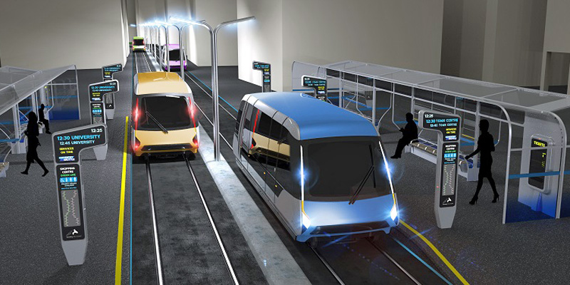 Coventry-Very-Light-Rail project