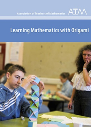 Learning Mathematics with Origami book cover