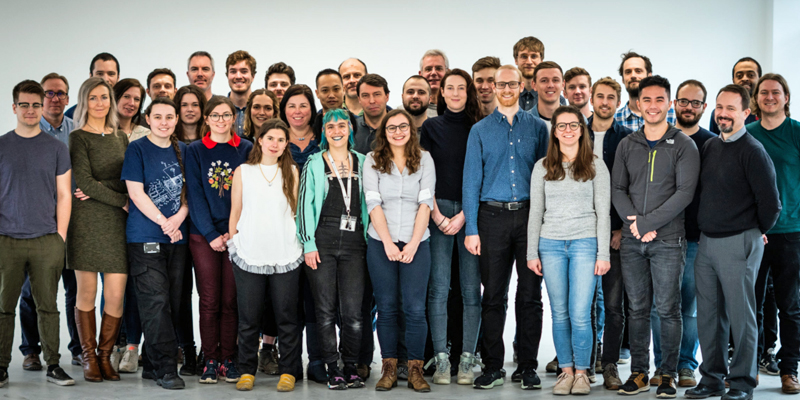 Open Bionics team