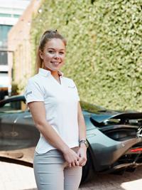 Ella Podmore - McLaren