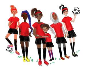 My Mummy is a Footballer
