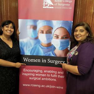 Stella Vig - Women in Surgery