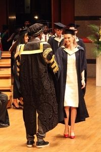 Emma Goulding Graduation