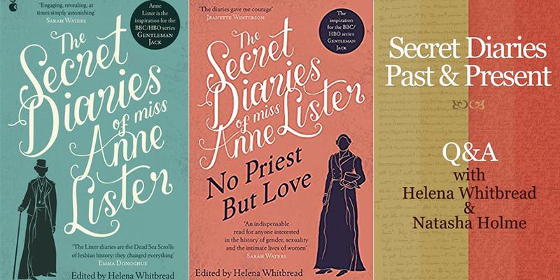 Helena Whitbread Anne Lister Books